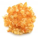 Candied lemon and orange peel cubes (6x6mm)