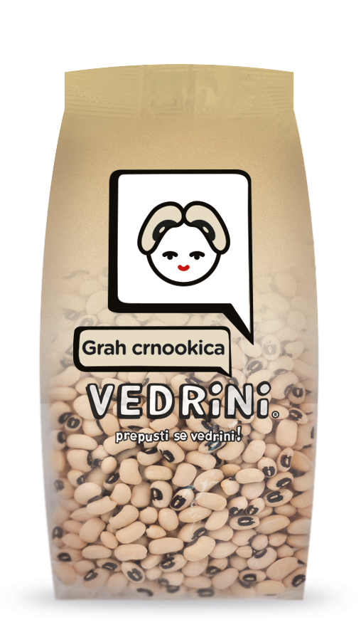 Black-eyed bean