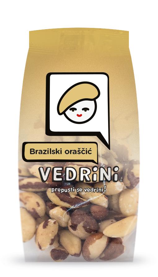 Brazilski oraščić